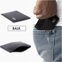 fb3ac9eae7f 大注目!☆BALR.☆ LEATHER SLIM CARD HOLDER /オランダ発送!