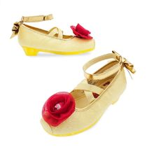 Belle Costume Shoes for Kids - Beauty and the Beast