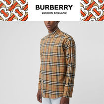 【Burberry】正規品 ★シャツ/追跡付/関税込み