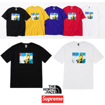 18AW Supreme×The North Face Photo Tee 国内在庫 送料込み