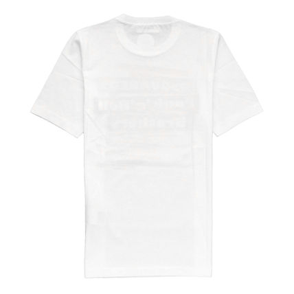 D SQUARED2 Tシャツ・カットソー 【即発送】ディースクエアード ロゴプリント T-シャツ S75GC0985(3)