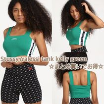 Stussy☆alessi tank kelly green☆まとめ買いでお得