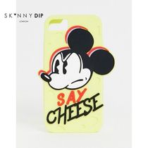 【Skinnydip】 Disney Say Cheese silicone iPhone case