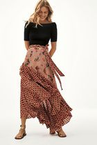 Bhanuni by Jyoti Casablanca Skirt