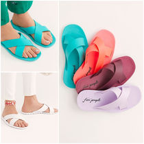 大人気★Free People Palm Beach Jelly Slide Sandal サンダル★