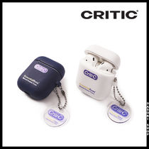★CRITIC★ CRITI-C AIRPODS CASE ケース 2色