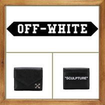 ★★OFF WHITE《オフホワイト》SCULPTURE WALLET  送料込み★★