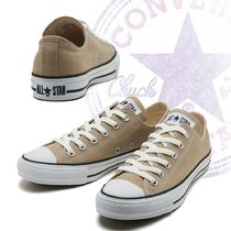 【CONVERSE】コンバース★CANVAS ALL STAR COLORS OX★ ベージュ
