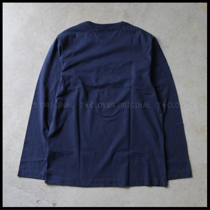 Tommy Hilfiger Tシャツ・カットソー 国内発送・正規品★★TOMMY HILFIGER★★MEN'S LOGO L/S TEE(10)