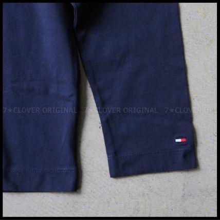 Tommy Hilfiger Tシャツ・カットソー 国内発送・正規品★★TOMMY HILFIGER★★MEN'S LOGO L/S TEE(12)