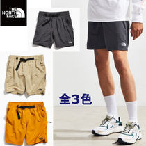 新作★The North Face Men's Class V Belted Trunk Shorts