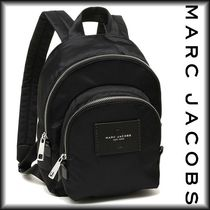 SALE! 全4色 MARC JACOBS ナイロン バックバック 男女兼用♪