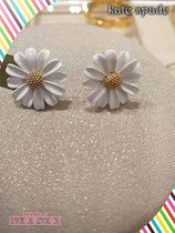 kate spade★into the bloom studs★フラワーピアス