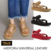【Teva】WOMEN'S MIDFORM UNIVERSAL LEATHER テバ 人気 サンダル