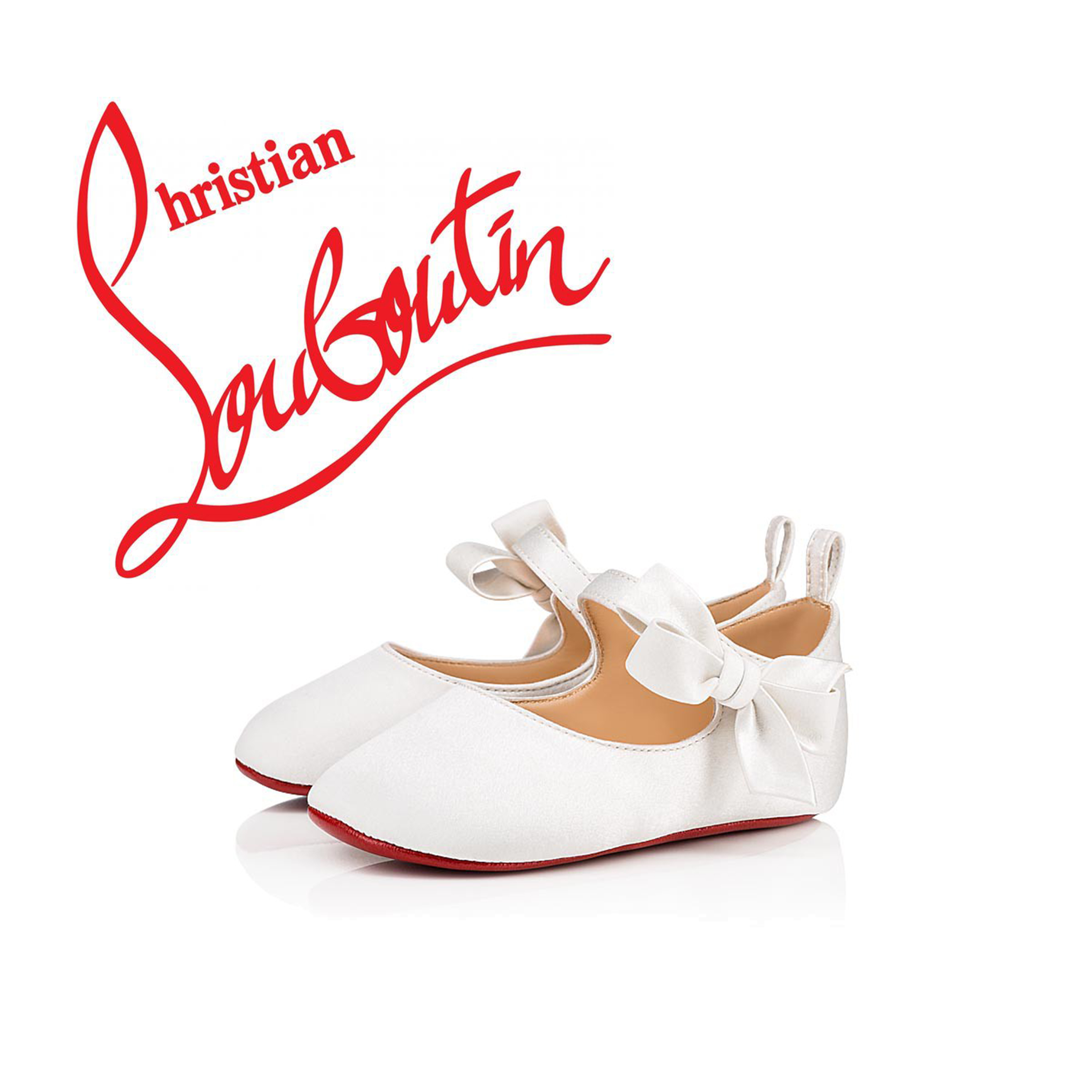 where to buy san francisco latest fashion Shop Christian Louboutin Baby Girl Shoes by lilycloset | BUYMA