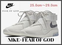 【限定コラボ 激レア!】Air Fear of God Raid Light Bone