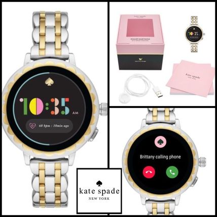 ◆日本未入荷色◆KATE SPADE NEW YORK SCALLOP SMARTWATCH 2