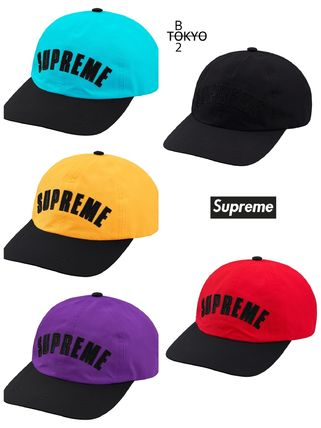 SS19 Supreme/The North Face Arc Logo 6-Panel  キャップ