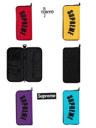 SS19 Supreme/The North Face Arc Logo Organizer ポーチ〓