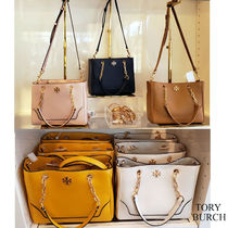 【Tory Burch】新作 Carter Small Tote ☆関送込/ヤマト追跡
