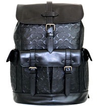 ☆COACH☆HUDSON BACKPACK IN SIGNATURE LEATHER F50053