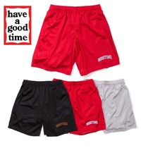 HAVE A GOOD TIME★韓国★College Mesh Shorts カレッジメッシュ