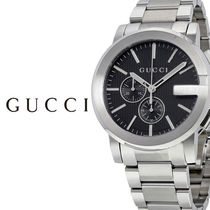 121ae859cf7 破格値 GUCCI(グッチ) G-Chrono Chronograph Men s YA101204