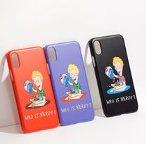 [NERDY]Character Phone Case キャラクターフォーンケース