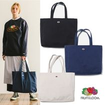 FRUIT OF THE LOOM(フルーツオブザルーム) トートバッグ FRUIT OF THE LOOM★CANVAS SQUARE ECOBAG