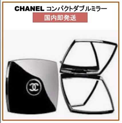 CHANEL メイクアップその他 *CHANEL*MIROIR DOUBLE FACETTES コンパクトミラー