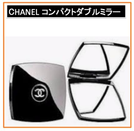 CHANEL メイクアップその他 *CHANEL*MIROIR DOUBLE FACETTES コンパクトミラー(2)