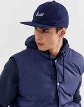 Herschel Supply Co Albert adjustable cap in navy
