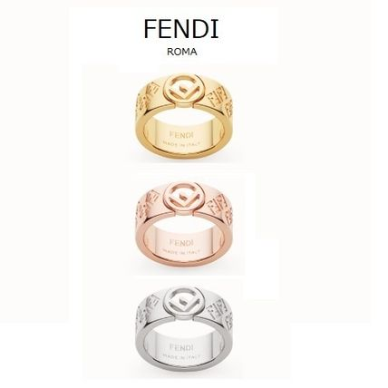 【FENDI】日本未入荷★F is Fendi Ring★SS2019