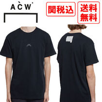 A-COLD-WALL(アコールドウォール) Tシャツ・カットソー 関税・送料込 A COLD WALL Basic Tシャツ