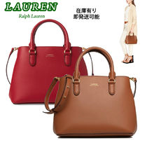 特別価格! Ralph Lauren 新品 Mini Leather Satchel