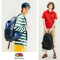 FRUIT OF THE LOOM(フルーツオブザルーム) バックパック・リュック FRUIT OF THE LOOM★RIPSTOP DAYPACK
