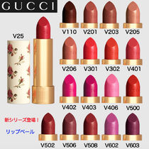 GUCCI 未入荷!新シリーズ♪リップ Rouge a Levres Voile 追跡付