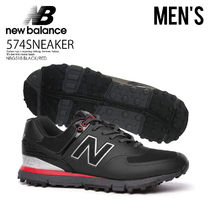 即納★希少!大人気!★NEW BALANCE★NBG518 BLACK/RED GOLF SHOES