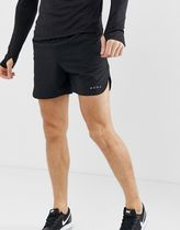 ASOS 4505 running shorts with quick dry and curve hem in b