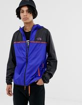 The North Face 92 Rage Novelty Cyclone 2.0 jacket in blue