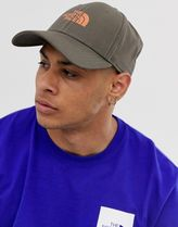 The North Face 66 Classic Baseball Cap in Brown/Orange