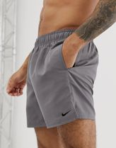 Nike Swimming exclusive volley super short swim short in g