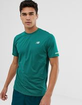 New Balance Running Ice 2.0 T-Shirt In Teal