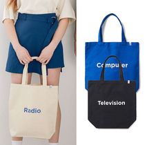 ★CRITIC★トートバックCRT APPLIANCE LOGO TOTE BAG【全3色】
