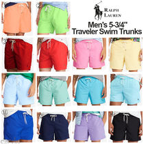 "★Ralph Lauren★Men's 5-3/4"" Traveler Swim Trunks★スイムボクサー"