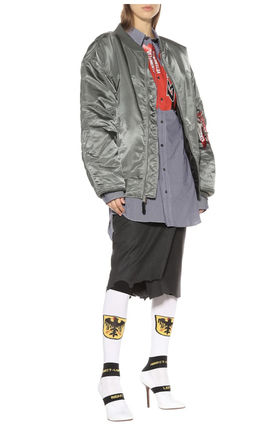 VETEMENTS x Alpha Industries oversized jacket( 送料・関税込)