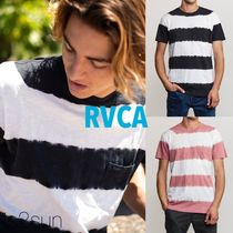 ☆大人気☆ RVCA/ KAMLI STRIPE KNIT SHIRT 100%コットン♪