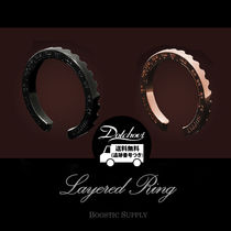 BOOSTIC SUPPLY 18K GOLD LAYERD RING MH271 / 追跡付