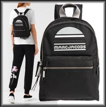 SALE! MARC JACOBS ナイロン バックバック 男女兼用 A4対応♪