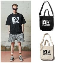 日本未入荷SAINTPAINのPBXSP OG LOGO CROSS TOTE BAG 全2色